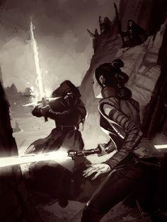 Star Wars & Reylo | reylo-compendium:     by natebaertsch