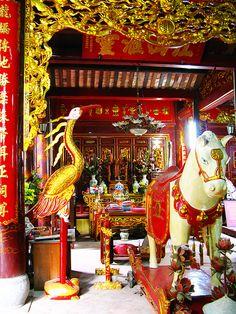 HANOI Bach Ma Temple, Hanoi, Vietnam