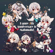 Mafumafu 7th Anniversary