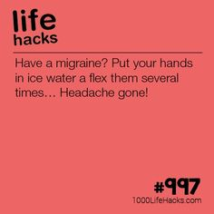 Sewing Tips Helpful Hints 1000 Life Hacks - Improve your life one hack at a time. 1000 Life Hacks, DIYs, tips, tricks and More. Start living life to the fullest! Simple Life Hacks, Useful Life Hacks, 1000 Lifehacks, French Beauty Secrets, Migraine Relief, Pain Relief, Sewing Hacks, Sewing Tips, Salud
