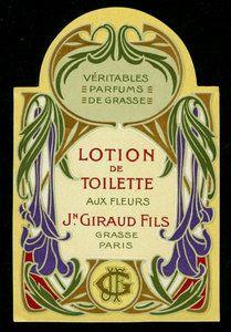 Lotion de Toilette Giraud Fils