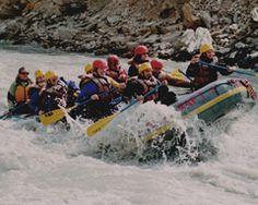 Denali Alaska Whitewater Rafting-Soo much fun!!  MIss you Ang, Jo-jo, Reuben and everyone!!!