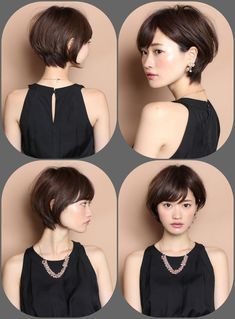Bem na foto: 18 cortes para orientais Well in the picture: 18 cuts for oriental ⋆ From the Front to the Sea Related posts:Brilliant Ideas About Short Curly & Wavy Hair for trendy hair styles short girl makeup Haircuts For Fine Hair, Pixie Hairstyles, Pretty Hairstyles, Asian Short Hair, Asian Haircut Short, Asian Pixie Cut, Trendy Haircut, Asian Bangs, Haircut Bob