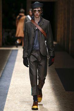 Prada - Autumn/Winter 2016-17 Menswear Milan Fashion Week