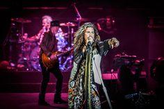 Aerosmith homenajeó a los Beatles y se despidió de Argentina  Fotografía de Rodrigo Alonso