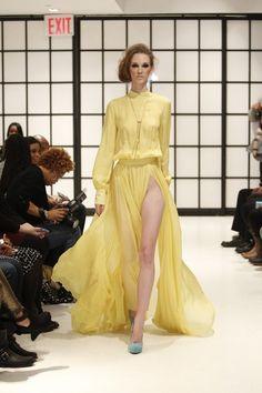 Elie Kuame Couture of Paris fall 2013 Fashion Show