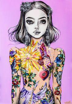 Ultraviolet Love Pippa McManus