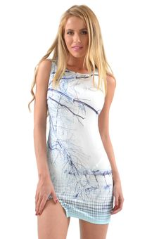Blue Babe Dress  delivered right to your door Australia Wide