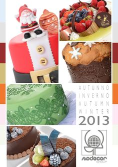 CAKE DESIGN  MODECOR 2013