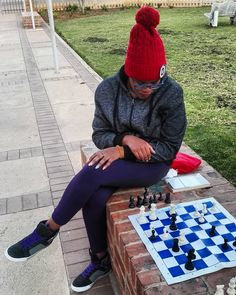 "Titi on Instagram: ""Chess❣  #chess #chessiesofinstagram #chessboard #chessielife #chessislove #glasses"" Picnic Blanket, Outdoor Blanket, Chess, Instagram, Glasses, Gingham, Eyewear, Eyeglasses, Eye Glasses"