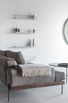 Rivera Sofa by Croft House