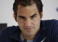 Roger Federer At Press conference