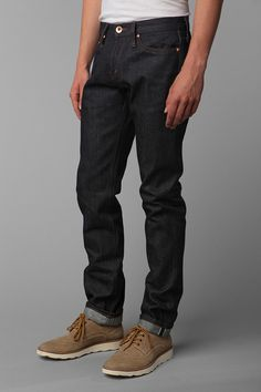 Unbranded Tapered 15 Oz Selvedge Jean