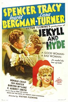 "1941's ""Dr. Jekyll & Mr. Hyde"""