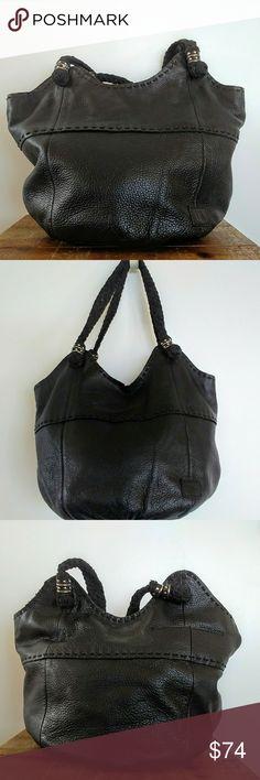 c98a6eedf13 The Sak Leather Hobo with Braided Straps. The Sak HandbagsPebbled ...
