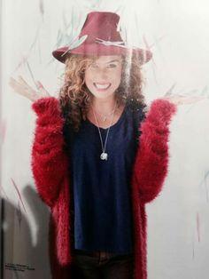Katja Schuurman in de mooie kleding van Alchemist