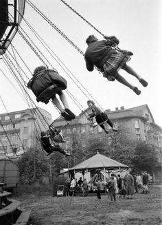 Paul Schutzer East Berlin 1961