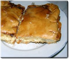 The cheese pies that are served in open-air markets are very popular in Greece and simple to make. This recipe can be made as individual pies or as a large pan pie that can be cut into serving siz. Greek Cheese Pie, Cheese Pies, Appetizer Recipes, Appetizers, Individual Pies, Greek Recipes, Serving Size, Food Porn, Snacks