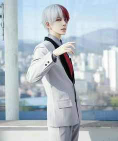 Todoroki Cosplay, Anime Cosplay Costumes, Cosplay Characters, Cute Cosplay, Amazing Cosplay, Cosplay Outfits, Best Cosplay, One Punch Man, Mode Emo