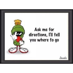 Marvin The Martian Quotes 1