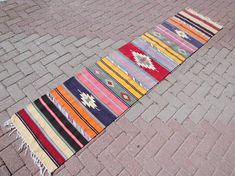 Check out this item in my Etsy shop https://www.etsy.com/listing/563170309/turkish-kilim-runner-pink-runner-area