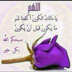 صباح الخير...**