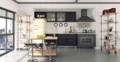 Por que o Balcão de Cozinha Play?Que tal deixar a sua cozinha incrivelmente linda e moderna? O Balcão de Cozinha Play é uma peça que além de manter a organização, agrega uma decoração arrojada ao cômodo. A peça faz parte da linha Play, coleção que elabora o ambiente completo para montar a sua cozinha com mais design, sofisticação e inovação. Produzido em material altamente resistente e de alta durabilidade, possui espaço para armazenar seus utensílios com mais praticidade e conforto. A cor…