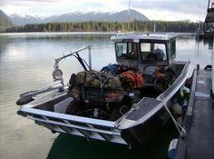 Svendsen Marine LLC - Alaska adventures launch with Landing Crafts Yacht Design, Boat Design, Aluminium Boats, Float Life, Hull Boat, Utility Boat, Alaska Adventures, Landing Craft, Fishing Vessel