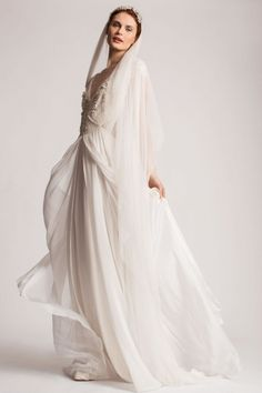 48e3c7892e4f Temperley London spring 2016 wedding dresses collection, which is filled  with soft, elegant silhouettes and exquisitely handcrafted details.
