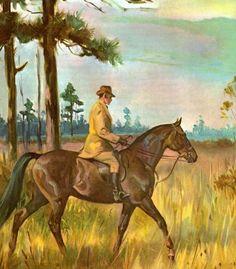 Wesley+Dennis+TWH+Painting.jpg (576×657)