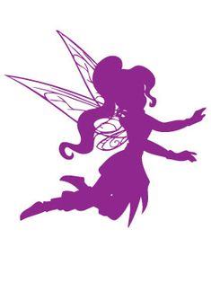 Vidia Pixie Hallow Download the Vector Silhouette for your eCraft Cutter.