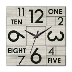 Ashton Sutton Modern Home Multi Layer Wall Clock & Reviews   Wayfair