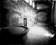 Forum baths- pompeii