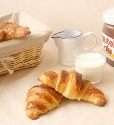Croissant recipe!