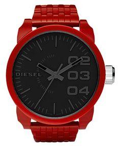 Diesel Watch - love the color