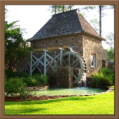 Wright's Mill is nestled among the stately magnolias, oaks, and pines which overlook the scenic Natchez Trace Parkway in Madison, Mississippi.