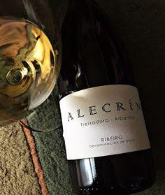 El Alma del Vino.: Vicente Giraldez Fernández Adega Alecrín Blanco 2014