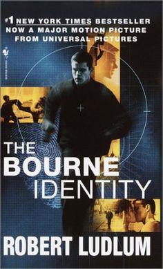 """The Bourne Identity"" by Robert Ludlum."