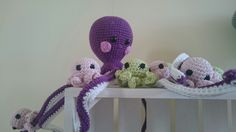 Octopus family