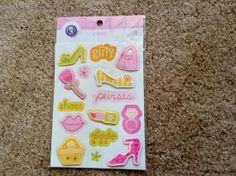 Hey, I found this really awesome Etsy listing at https://www.etsy.com/listing/190802583/new-rare-scrapbooking-glitter