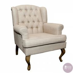 White Wingback Chairs Wing Back Chair French