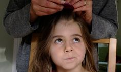 """HEAD LICE: THE KEY IS IN THE COMB. Research at James Cook University [in Australia] has found that over treatment with chemical insecticides has created resistance amongst Australian head lice, making them more difficult to treat and eradicate than in previous decades. So how can we get to grips with these nasty critters?"""" A comb treatment!"""