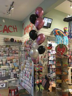 Balloons, Shopping, Globes, Balloon, Hot Air Balloons