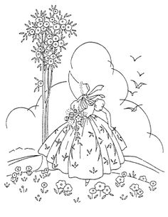 Busy work on pinterest coloring pages adult coloring for Southern belle coloring pages