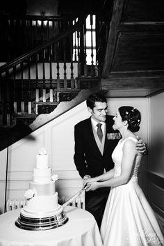 Harriet & Chris's Wedding - photography by @nicolaandglen