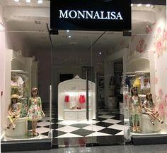 ♡ New Opening: Monnalisa Panama at Street Mall ♡ #Monnalisa