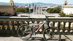 Disfruta de tu ciudad con esta Specialized Stumpjumper.  Hazte con ella! #bkie #bkieapp #ciclismo #bicycle #cycling #cyclingexperience #bicicleta #lifestyle #bikeride #montaña #mtb #btt #msc #specialized #stumpjumper