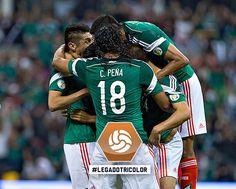 #LegadoTricolor: México vs. Nueva Zelanda