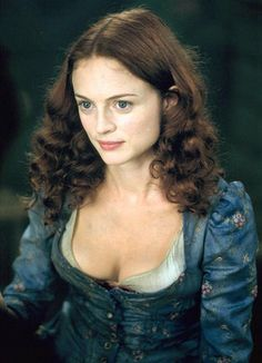 Heather Graham as Mary Kelly in 'From Hell', 2001.