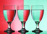 The Science of Liquid, Light & Refraction